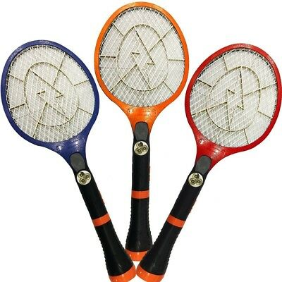Electric Bug Zapper Racket Fly, Mosquito And Bug Swatter-By Creatov
