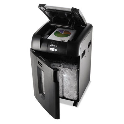 SWINGLINE Stack-and-Shred 500XL Auto Feed Super Cross-Cut Shredder Value Pack,