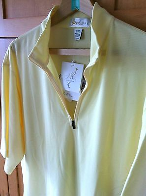 Polo Sports Shirt Size XXL Cooler Drier Athletic Top Butter Sports Wear Golfers