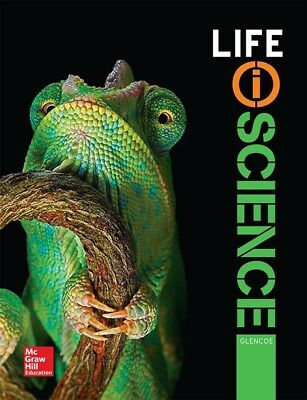 Life Iscience, Student Edition (Integrated Science) by McGraw-Hill Education.