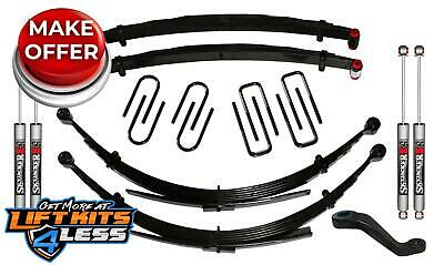 "Skyjacker D492CDKS-M 4"" Lift Kit w/M95 Shocks for 92-1993 Dodge W250/W350 Diesel"