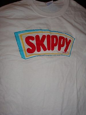 Fantastic Skippy Peanut Butter T-Shirt, Size XL, Great Condition!