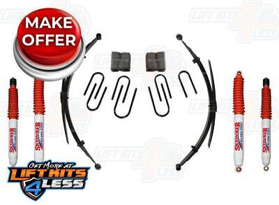 "Skyjacker 6"" Lift Kit w/Hydro Shocks for 74-89 Dodge W100/77-93 W150/75-80 W0"