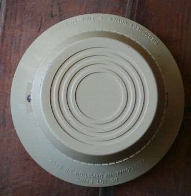 Ademco 4192SD Smoke Detector Head for Open Area Protection *USED*