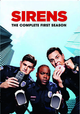 Sirens: The Complete First Season (DVD Used Like New)