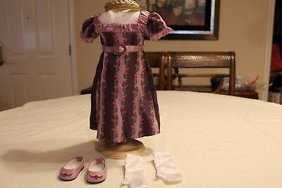 American Girl Caroline Holiday Gown - Retired
