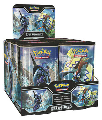 Pokemon ELITE TRAINER DECK SHIELD 2017 in ITALIANO