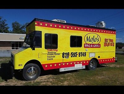 FOOD TRUCK READY TO GO, Great for Concessions