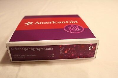 American Girl Grace's Opening Night Outfit - Retired