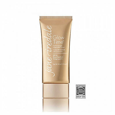 Jane Iredale Glow Time Mineral BB Cream - BB7, 1.7 oz, New, Boxed, Authentic