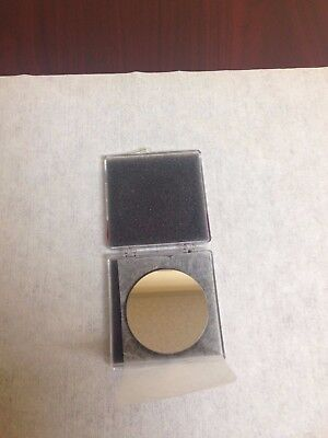 """LOT of 5 Thorlabs Ø2"""" Round Protected Mirrors, Aluminum/Silver"""