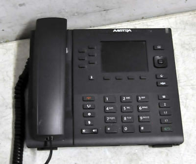 AASTRA 6867i 9 Line SIP Color Display IP VoIP Telephone (no ac adapter)