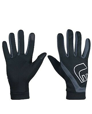 (X-Small, Black) - Newline Thermal Gloves - Gloves. Free Delivery