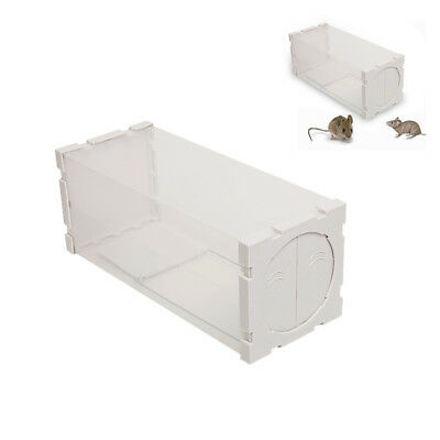 Rat Trap Catcher Spring Cage Humane Large Live Animal Rodent Indoor Outdoor