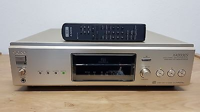 Sony SCD-XA333ES Gold Supreme High-End Multichannel CD/SACD-Player *NEW LASER*