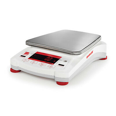 NEW Ohaus Navigator Touchless Coffee Scale perfect for espresso weigh-in