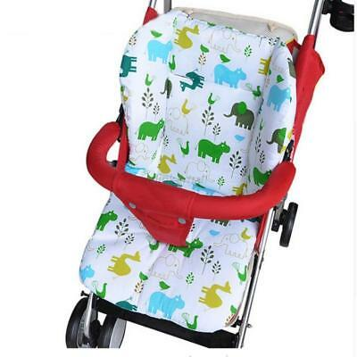 Super Soft Baby Infant Stroller Pram Pushchair Mat Seat Liner Pad Cushion Cotton