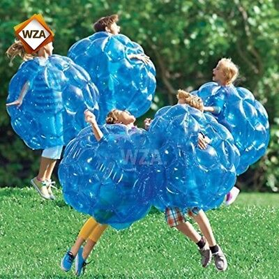 Kids Inflatable 1 x Buddy Bumper Bounce Balls Sumo Suits Fun Zorb Play Game gift