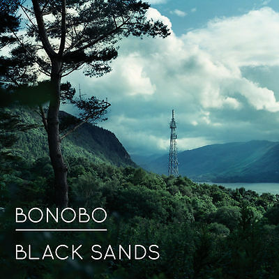 Bonobo - Black Sands (2LP Vinyl + Download) 2010 Ninja Tune / ZEN140