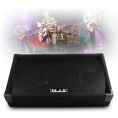 """New Jersey Sound NJS103 10"""" Wedge Monitor Speaker Stage Band Foldback 100W RMS"""