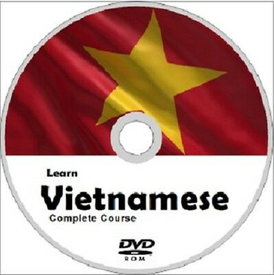 Learn to speak VIETNAMESE COMPLETE LANGUAGE COURSE CD MP3 AUDIO PDF TEXTBOOKS