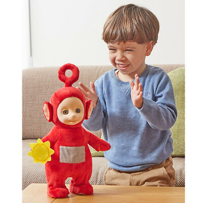 Teletubbies Dancing and Singing Po