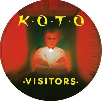 "K.o.t.o ""visitors"" - Maxi Picture Disc Limited Edition"