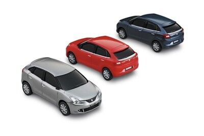 1x NEW Genuine Suzuki BALENO Pull Back Car Toy Model 3Colour 1:43 99000-79N12-RA