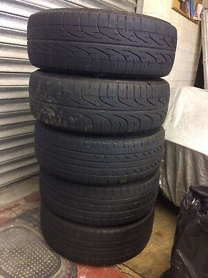 Ford Escort Alloy Wheels X 5 Collection Only