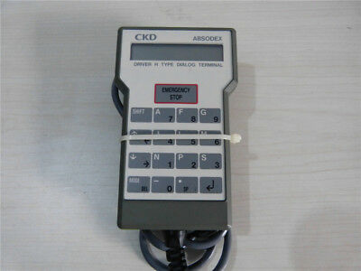 CKD ABSODEX AX017OH manual controller