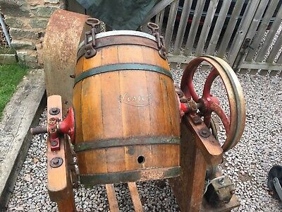 Lister electric Butter Churn very rare
