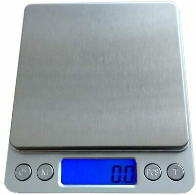 Genuine Digital On Balance Scale 0.1g X 2000g Notebook Scales Portable Weigh