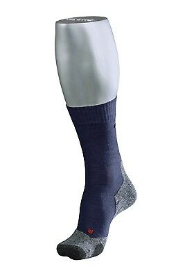 (8-9, Marine) - Falke TK 2 Men's Trekking Socks. Shipping is Free