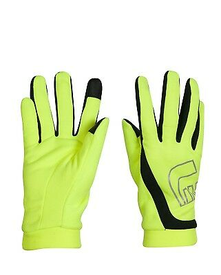 (X-Large, Yellow Neon) - Newline Thermal Gloves - Gloves. Brand New