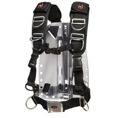 (X-Large/XX-Large) - Hollis Elite II BC Harness for Technical Scuba Divers