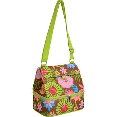 Picnic at Ascot Fashion Insulated Lunch Bag -Two Travel Cooler NEW