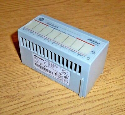 Allen Bradley  1794-It8 Flex I/o  Series A   Input Module  1794It8