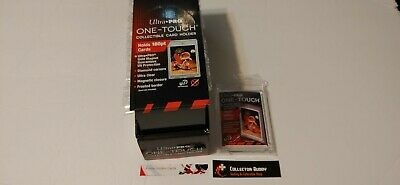 Lot Box 20 of Ultra Pro Screw Down One Touch UV 180pt Card Holder Top Loader