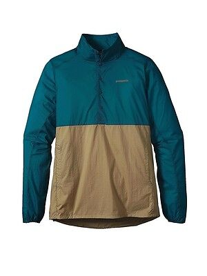 NWT MEN'S PATAGONIA HOUDINI PULLOVER JACKET- Size SMALL