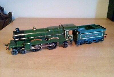 Hornby 0 gauge 4-4-2 tender locomotive