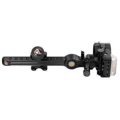 Axcel Armortech Vision HD 5-Pin Pro Sight, 0.05cm , Black. Axcel Archery Sights