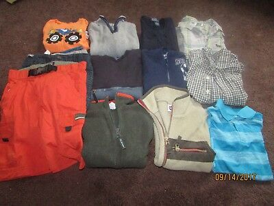 Lot Of Boys Clothes Size 5t