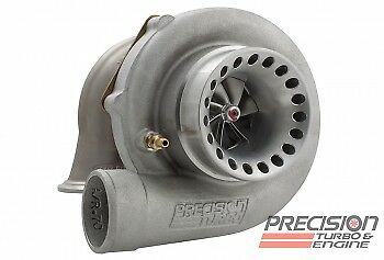Precision Turbo 5862 Gen2 Cea Billet Wheel Ported S W/ .64A/r V-Band | 700Hp
