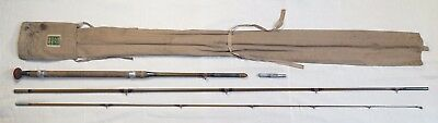 "Accles and Pollock, Apollo Tubular steel ""The Perth' 13½'""vintage fly rod"