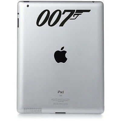 007 JAMES BOND Sin 01 Apple iPad Mac Macbook adhesivo De Vinilo adhesivo