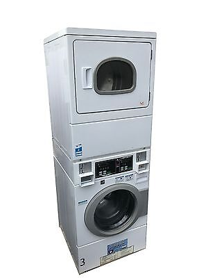 IPSO Coin Stack Washer and Dryer