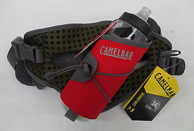 CamelBak Delaney Race 24oz Podium Formula One Water Bottle Pack 61675 Red