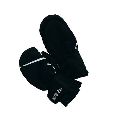 (black - grey, 4-5) - Dare 2b Snow Down II Mittens Junior. Shipping Included