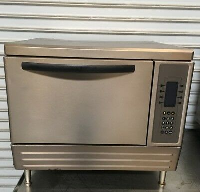High Speed Rapid Accelerated Cook Convection Microwave Oven Turbo Chef NGC #6950