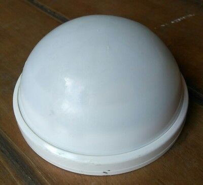 DMP 1126W Round Wireless Ceiling Mount 360° PIR Motion Detector *USED*